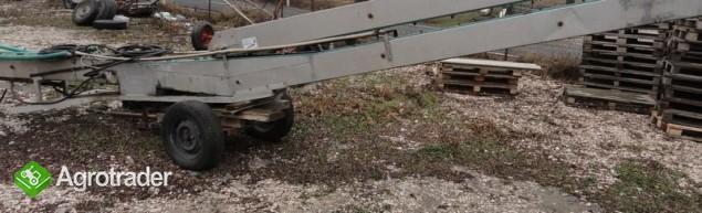 Podajnik do kapusty skladany aluminiowy 10metrow - zdjęcie 1