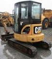 Euro-Maszyny Mini koparka CAT 303 C CR okazja!