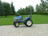 Mini traktorek Iseki TM17, 17KM, 4x4
