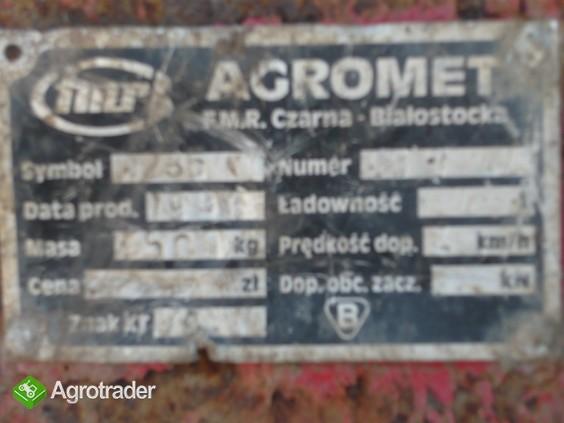 Agri Farm 2 osiowy - 1996 - 4,5t - zdjęcie 1