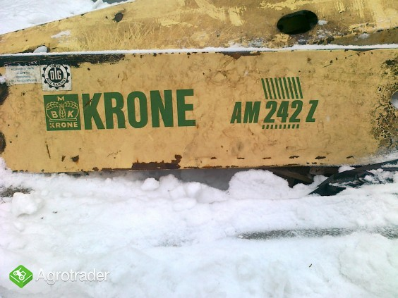 Kosiarka Dyskowa KRONE AM 242 Z-  na części