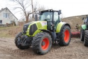 Claas AXION 830 - 2007