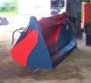 Łyżki ładowarkowe otwierane 4W1