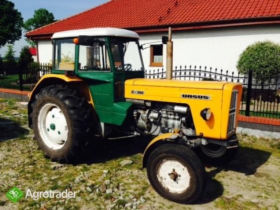 Ursus C 360 /  C 4011  ZAREJESTROWANY UBEZPIECZONY - 1968