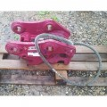 Szybkozłącze hydrauliczne mini koparki midi kopark