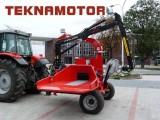 Tarczowy rębak ciągnikowy Skorpion 250 RG/90