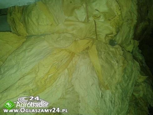 Liscie tytoniu po fermentacji Hurt 12zł VIRGINIA