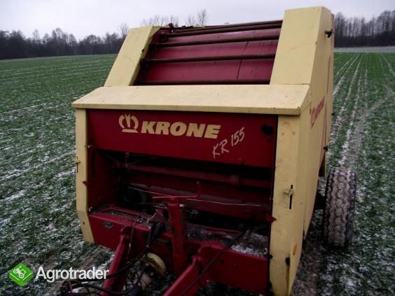 prasa KRONE KR 155 - zdjęcie 3