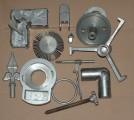 noże do rębaków, dorabianie części do maszyn, roboty odlewnicze, formy