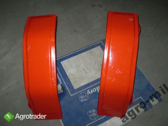 Błotniki metalowe przednie błotnik przedni - zdjęcie 2