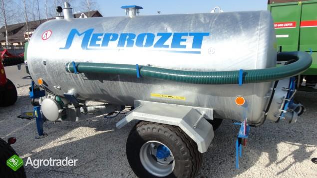 Wóz asenizacyjny firmy Meprozet beczkowóz 4300l - zdjęcie 5