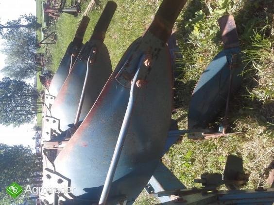 pług overum 3 skiby - zdjęcie 2