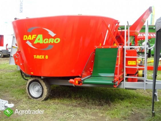 Wóz paszowy rozrzutnik obornika NOWE dobra cena - zdjęcie 4