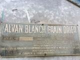 suszarnia ziarna ALVAN BLANCH