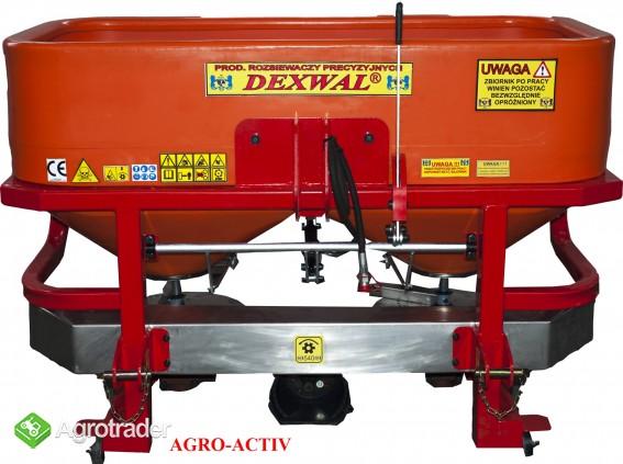Rozsiewacz Nawozów Tornado 600L/850kg LIFT DEXWAL AGRO-ACTIV - zdjęcie 4