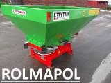 Rozsiewacz dwutalerzowy TYTAN od 600 do 1200litrów, ROLMAPOL, Strumyk