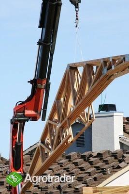 Prefabrykowane konstrukcje dachowe - oferta producenta - zdjęcie 6