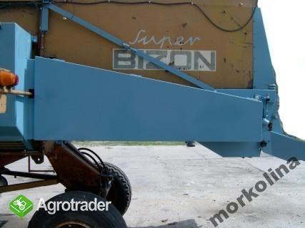 Rozdrabniacz słomy BIZON Z-056/Z058/Z050/BSZ110 Wągrowiec - zdjęcie 5