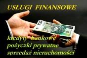 Usługi finansowe - doradztwo
