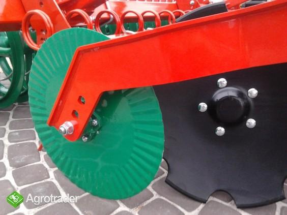 Brona talerzowa ciężka talerzówka nowa AGRO-MASZ - zdjęcie 2