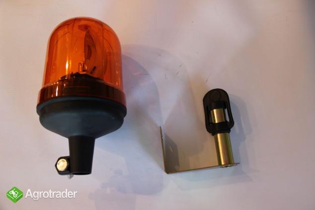Lampa ostrzegawcza sygnalizacyjna kogut - zdjęcie 1