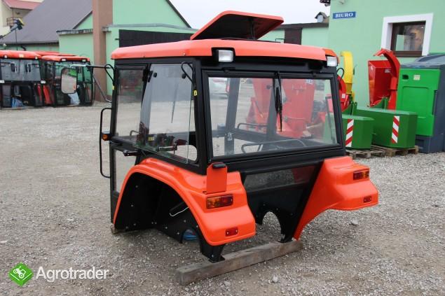 Kabina ciągnikowe kabiny Ursus C 330 NAGLAK - zdjęcie 2