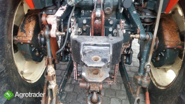 Zetor 7211 Ciągnik Traktor - zdjęcie 3