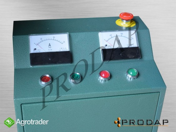 Elektryczna Peleciarka Maszyna do Pelletu Granulator 22kW NOWA! FV! - zdjęcie 1
