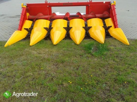 Przystawka do kukurydzy na ziarno EMH 5 2011 r. Emmarol - zdjęcie 5
