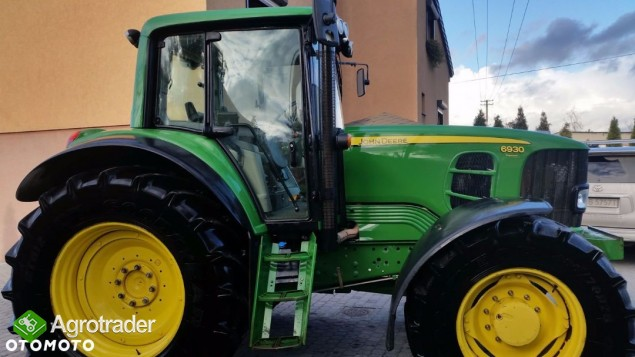 John Deere 6930 ciągnik traktor - zdjęcie 1