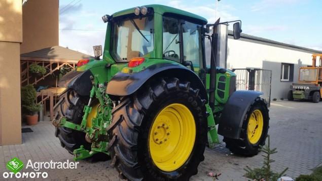 John Deere 6930 ciągnik traktor - zdjęcie 2