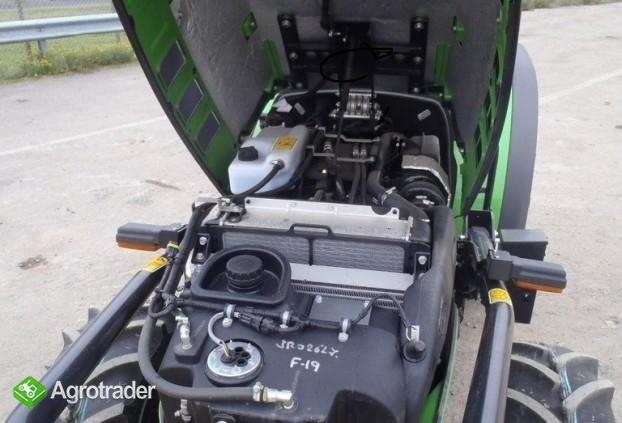 Deutz-Fahr F315 Ciągnik  - zdjęcie 4