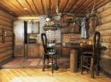 Ukraina.Rekodzielo drewniane regionalne.Przedmioty artystyczne