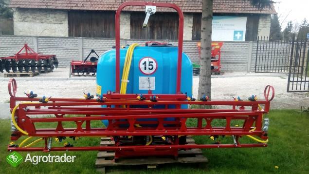 Opryskiwacze Polowe 400L/12m zawór KOMPLET  BIARDZKI  AGRO-ACTIV - zdjęcie 3