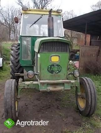 Ciągnik rolniczy John Deere 3120 - zdjęcie 1