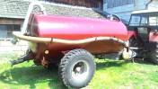 Beczka Wóz asenizacyjny Meprozet T519 4200 l