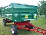 Przyczepa rolnicza 5, 6 ton wywrotka IFA HW HL 6011 THK 5 HL 8011