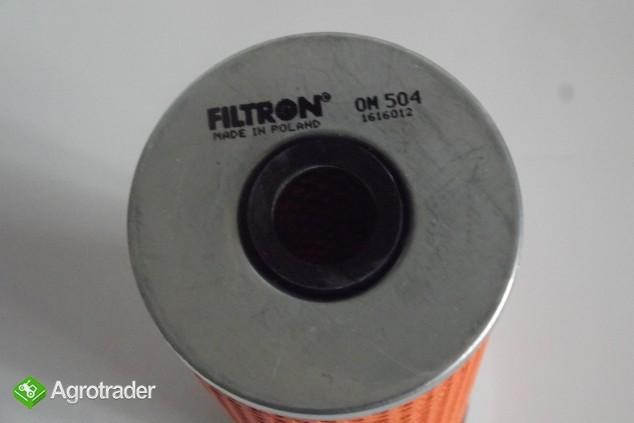 Filtr oleju OM 504 FILTRON