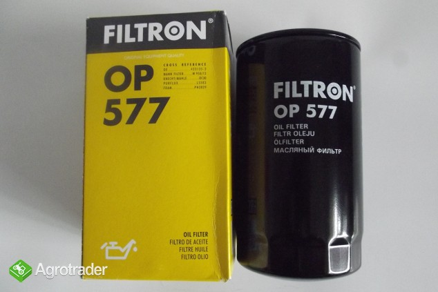 Filtr oleju OP 577 FILTRON