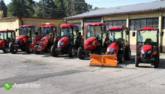 ciągnik rolniczy komunalny pomocniczy TYM T293 HST sprzedaż wynajem