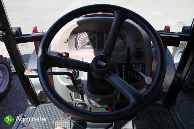 ciągnik rolniczy pomocniczy Tym 50 KM jak nowy  sprzedaż - zdjęcie 1