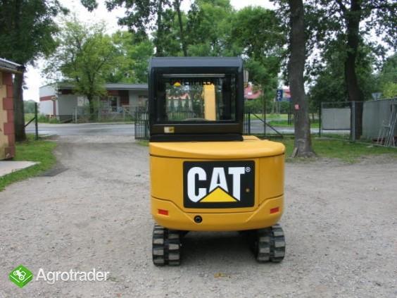 koparkikrakow.pl - CAT 3025C z 2010 r. - sprzedam - zdjęcie 6