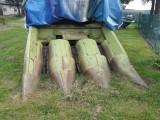 Przystawka do kukurydzy claas