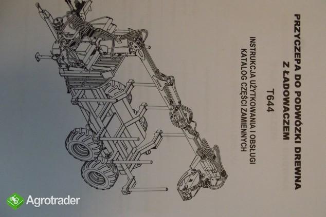 Katalog PRONAR Część Zamiennych, Instrukcje Obsługi - Przyczepy