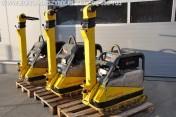 Euro-Maszyny Zagęszczarki 400 i 500kg w dobrej cenie
