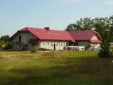 dom 700m2 na terenie parku krajobrazowego