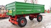 Przyczepa rolnicza ciężarowa 5 ton THK5 jak nowa OKAZJA wywrotka
