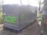 Używany wibromłot ICE 20 RFW do pracy na dźwigu