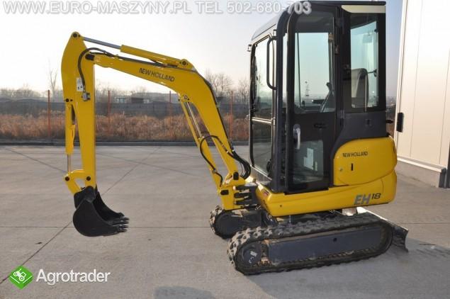 Euro-Maszyny New Holland EH18