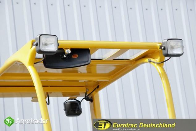 Nowa Ładowarka Przegubowa EUROTRAC W10 Hoflader Miniładowarka - zdjęcie 4